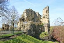 Knaresborough Castle, Yorkshire