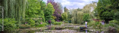Poster de jardin Nénuphars Maison de Claude Monet à Giverny