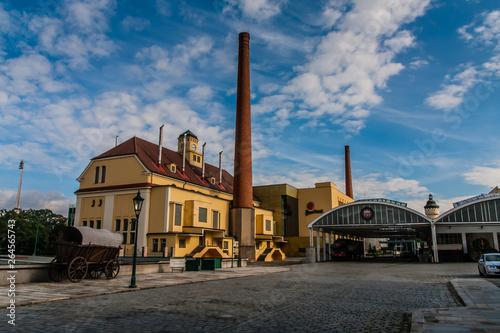 Fotografia  The Old Plzen Brewery