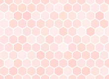 Honeycomb Seamless Background. Vector Illustration For Poster.