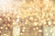 blur and defocus crystal chadelier shiny glitter abstract background