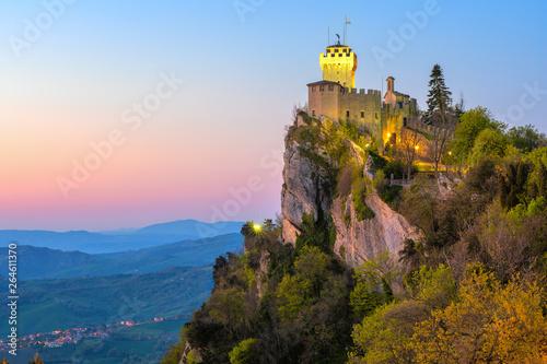Cesta, the Second Tower of San Marino