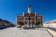 Rathaus in Liebenwalde im Land Brandenburg