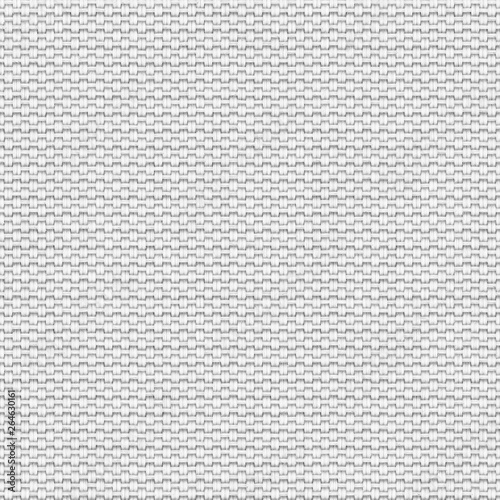 Photo sur Toile Artificiel HQ seamless texture of Fabric. Illustration.