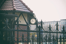 Clock Germany Cuckoo Forest Vi...