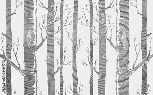 Obrazy czarno białe  3d-absract-wallpaper-design