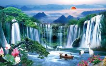 3d Lake Wallpaper Nature