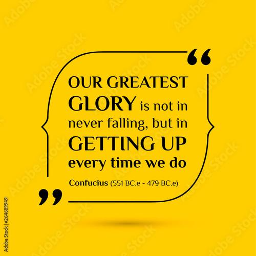 Fotografie, Tablou Vector inspirational motivational quote