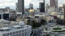 Atlanta Georgia Aerial