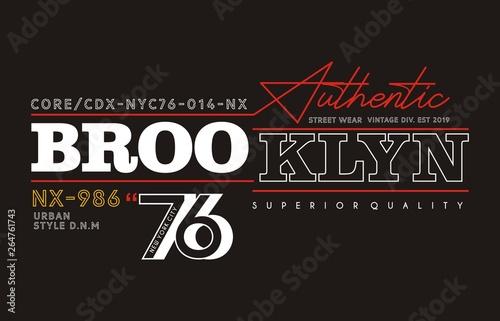 In de dag Route 66 design vector typography for t shirt print men