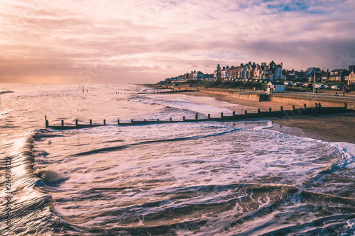 Fotomural Southwold from the Pier