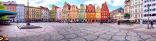 WROCLAW, POLAND - APRIL 22, 20...