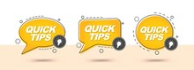 Quick Tips, Hint, Helpful Tric...