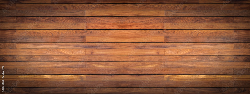 Fototapety, obrazy: Old wood wall Texture ,floor wooden background