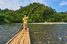 Bambus Raft Tour Auf Dem Rio G...