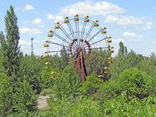 Chernobyl Zone, Ukraine, Pripyat