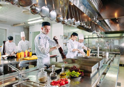 Papel de parede Modern kitchen