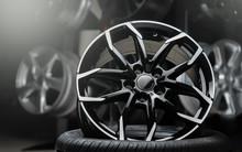 Beautiful Alloy Wheels Dark Ba...
