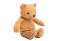 Soft Bear Isolated