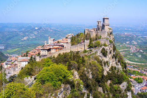 San Marino Old town, Republic of San Marino