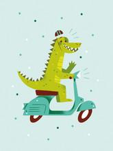 Scooter Gator