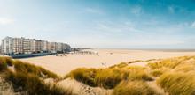 Beach Of Zeebrugge, Flanders R...