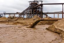 Industrial Slurry Pipeline