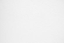White Tiny Pebble Stone Wall Texture Background.