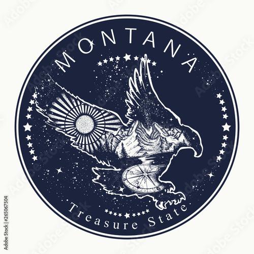 Fotografia Montana