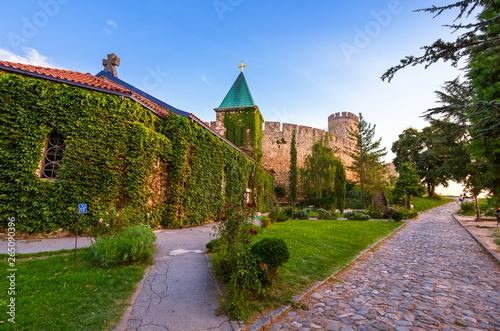 Fotografia Kalemegdan fortress Beograd - Serbia