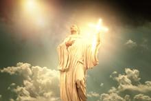 God Phantasy Holy Statue With ...