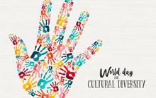 Cultural Diversity Day Diverse...