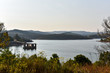 canvas print picture - The Ebenezer Dam located between Polokwane-Tzaneen in Limpopo Province of South Africa