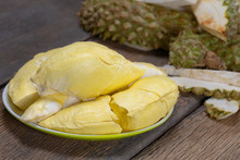 Monthong Durian In Thailand ,W...