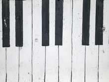 Music Background Piano Key In ...