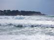 acuático, mar, playa, costa, naturaleza, oceáno, cielo, paisaje, azul, olas, turismo, viajando, caer, cascada, pueblo, roca, tempestad, energía, clima, aerosol, oleaje, Ola, Tormenta, Mala mar, Medite