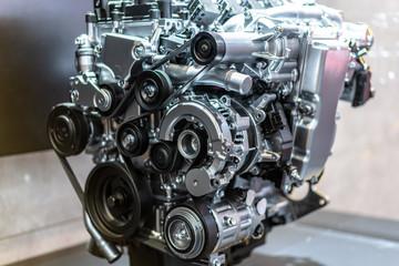 detalj motora