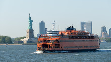 Ferry Downtown New York City S...