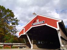 Covered Bridge Jackson NH