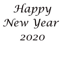 Happy New Year 2020. Clean And...