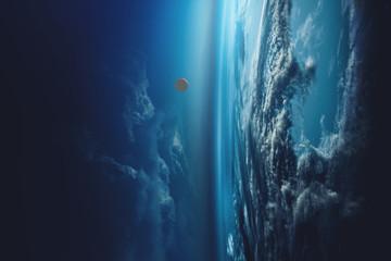 Deep space beauty. Planet o...