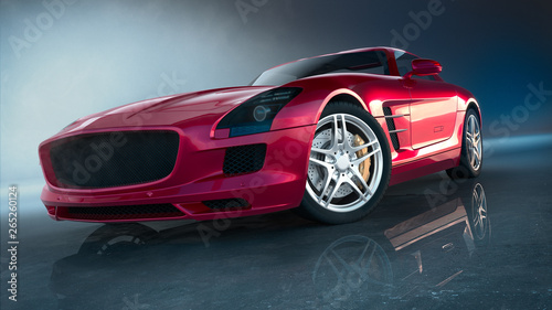 Fototapeta Car. obraz na płótnie