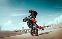 Stunt Riding