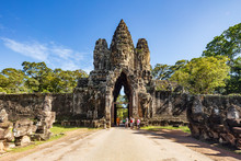 Angkor Wat, Cambodia September...