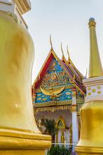 Mongkol Nimit Temple (Wat) In Phuket Old Town, Phuket