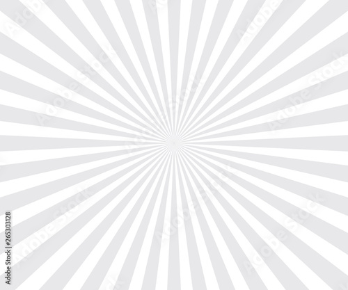 popular abstract white ray star burst background television vintage Wallpaper Mural