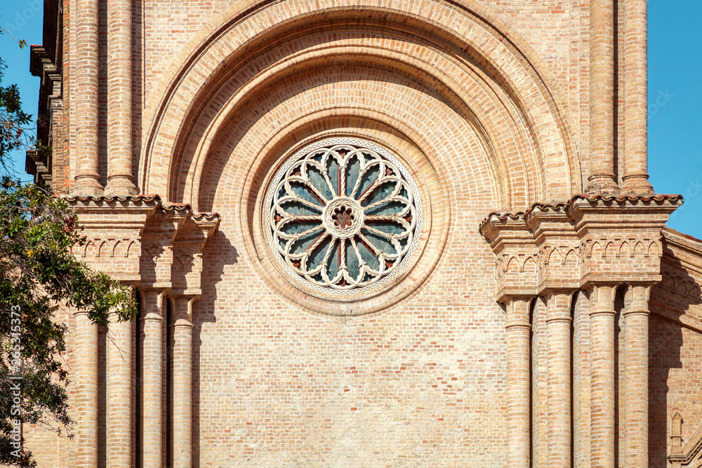 Fototapety, obrazy: Close-up on church in Pescara