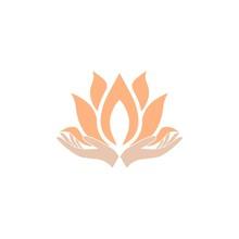 Lotus Flower Logo Concept