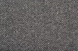 canvas print picture - Herringbone tweed wool fabric as background