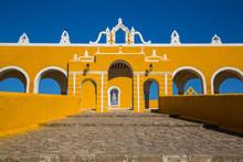 Entrance, Convent Of San Anton...